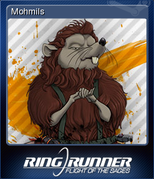 Ring Runner Flight of the Sages Card 5