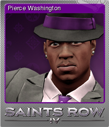 Saints Row IV Foil 6