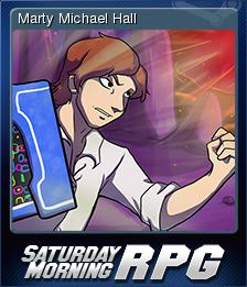 Saturday Morning RPG Card 1
