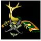 Skulls of the Shogun Badge 3