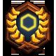 Spirit Of War Badge Foil