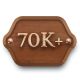 Steam Winter 2018 Knick-Knack Collector Badge 70000
