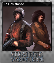 Strategic War in Europe Foil 6