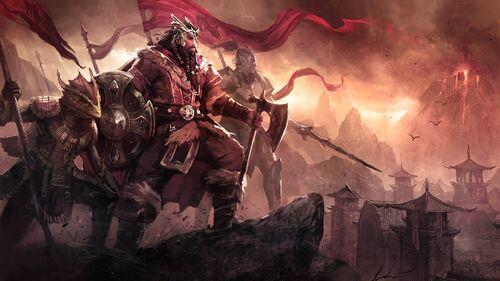 The Elder Scrolls Online Artwork 7