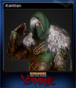 Warhammer End Times - Vermintide Card 3