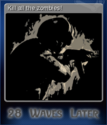 28 Waves Later Card 1