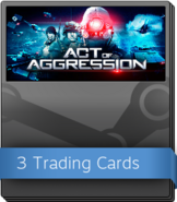 Act of Aggression Booster Pack
