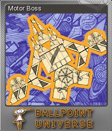 Ballpoint Universe Infinite Foil 08