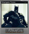 Batman Arkham Origins Blackgate Foil 8