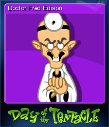 Day of the Tentacle Remastered Card 4