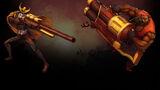 Dusty Revenge Background The Alliance
