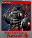 Epic Battle Fantasy 4 Foil 11