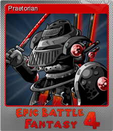 Epic Battle Fantasy 4 Foil 11