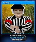 Franchise Hockey Manager 2014 Card 6