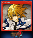 GUILTY GEAR XX ACCENT CORE PLUS R Card 01
