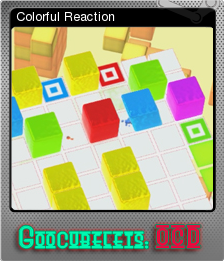GooCubelets OCD Foil 9