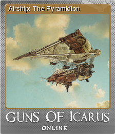 Guns of Icarus Online Foil 9
