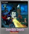Incredible Dracula Chasing Love Collector's Edition Foil 1