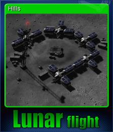 Lunar Flight Card 2
