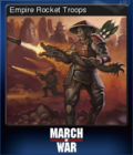 March of War Card 05