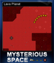 Mysterious Space Card 4