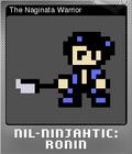 Nil-Ninjahtic Ronin Foil 4