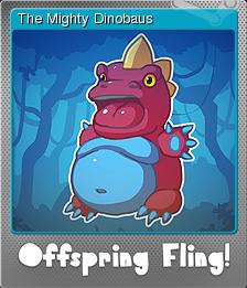 Offspring Fling! Foil 7