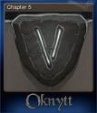 Oknytt Card 5