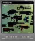 Orbital Gear Foil 3