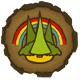 PixelJunk Monsters Ultimate Badge Foil