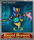 Royal Heroes Foil 4