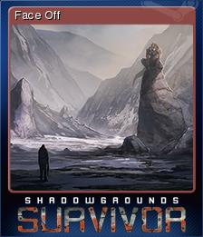 Shadowgrounds Survivor Card 5
