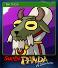 Super Panda Adventures Card 5