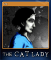 The Cat Lady Card 4