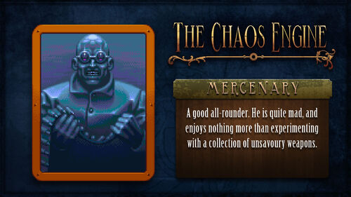 The Chaos Engine Artwork 3