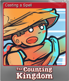 The Counting Kingdom Foil 07