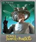 The Deadly Tower of Monsters Foil 7