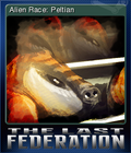 The Last Federation Card 06