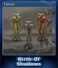 Birth of Shadows Card 01