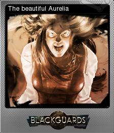 Blackguards Foil 2