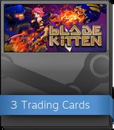 Blade Kitten Booster Pack