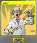 Boo Bunny Plague Foil 6