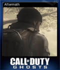 Call of Duty Ghosts Multiplayer Card 06