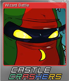 Castle Crashers Foil 1