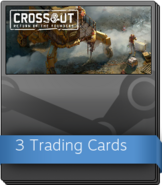 Crossout Booster Pack