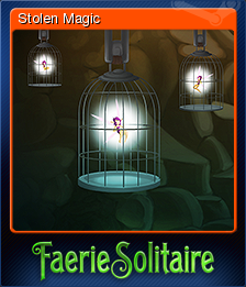 Faerie Solitaire Card 6