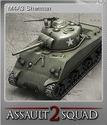 Men of War Assault Squad 2 Foil 03