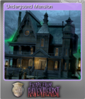 Mystery Case Files Escape from Ravenhearst Foil 7