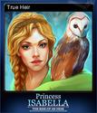 Princess Isabella The Rise of an Heir Card 1