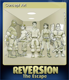 Reversion - The Escape Card 4